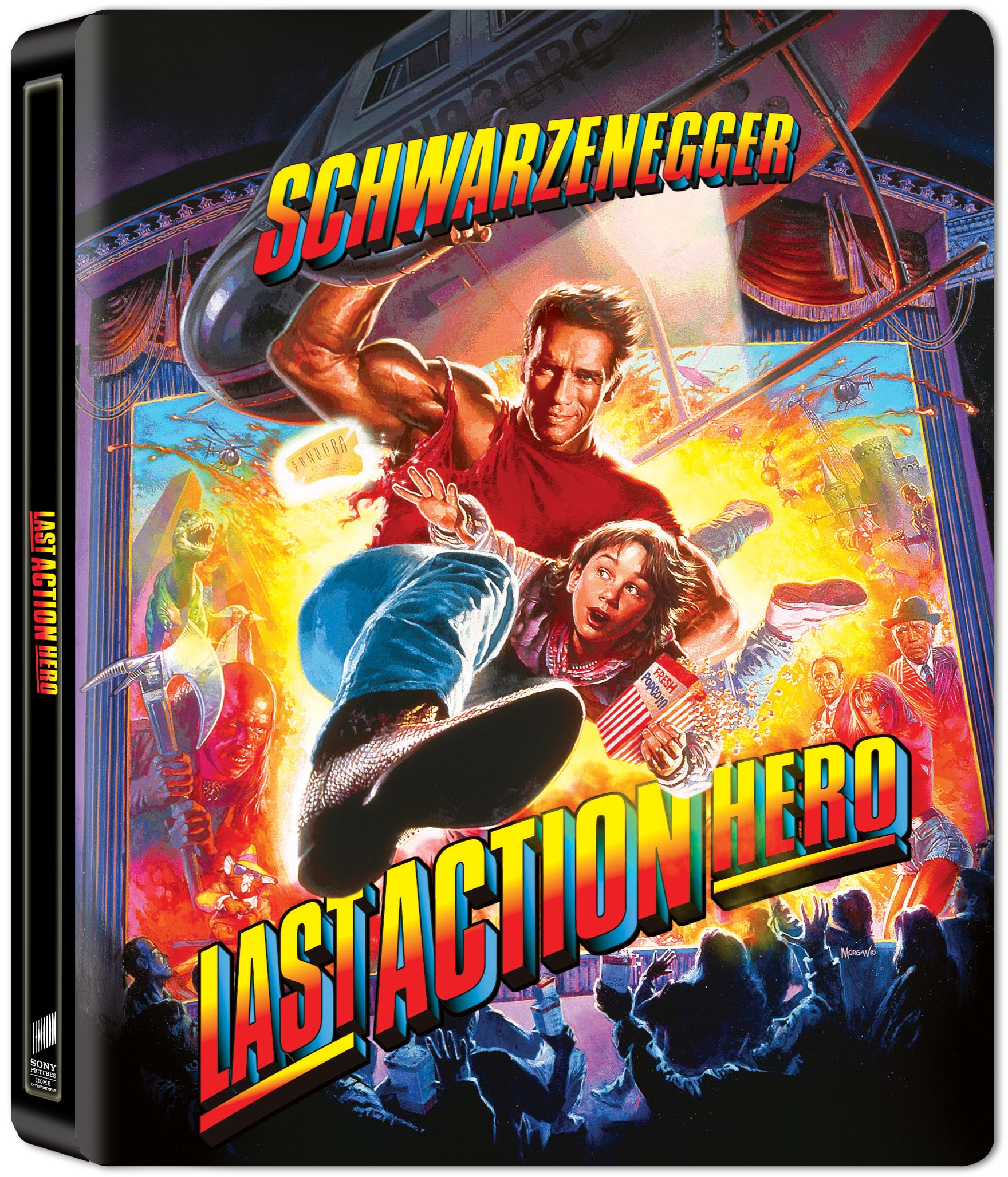 Last Action Hero Explodes Onto 4K UHD For The First Time This May