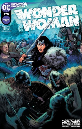 Wonder Woman 770 – Welcome to Asgard