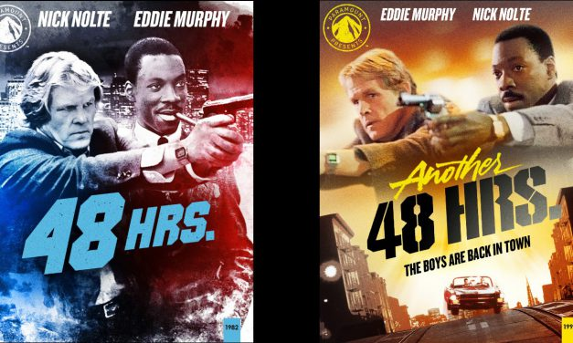 48 Hrs And Another 48 Hrs Arrive, Newly Remastered On Blu-Ray This July