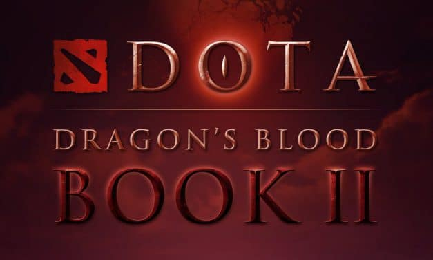 Dota: Dragon's Blood Book 2 Production Announced