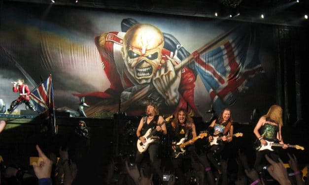 These Are The 43 Songs That Iron Maiden Has Never Played Live