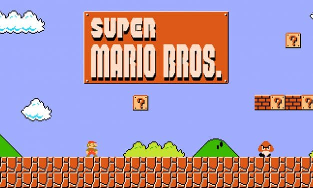 1986 Super Mario Bros. Game Sells For $660,000