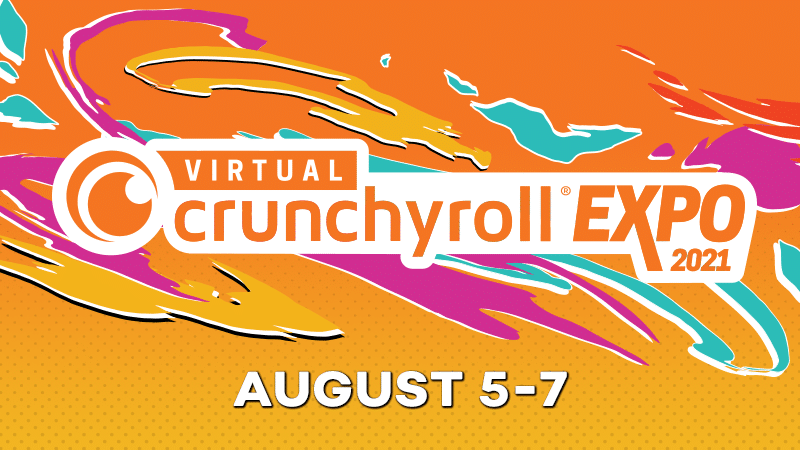 Virtual Crunchyroll Expo 2021 Now Open For Registration