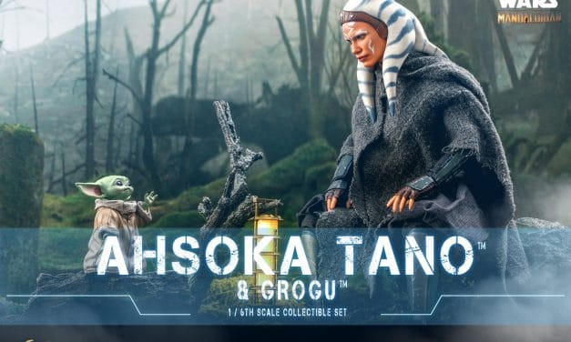 Hot Toys: The Mandalorian Ahsoka Tano & Grogu Set
