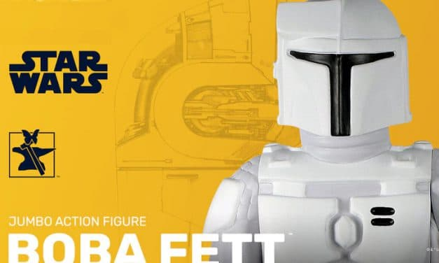 Boba Fett (Prototype) Jumbo Figure Premier Guild Exclusive Available Again From Gentle Giant.