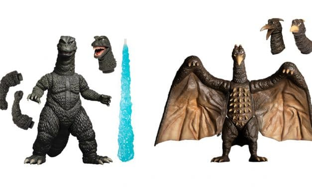 Godzilla: Destroy All Monsters (1968) Box Sets Available Now To Preorder