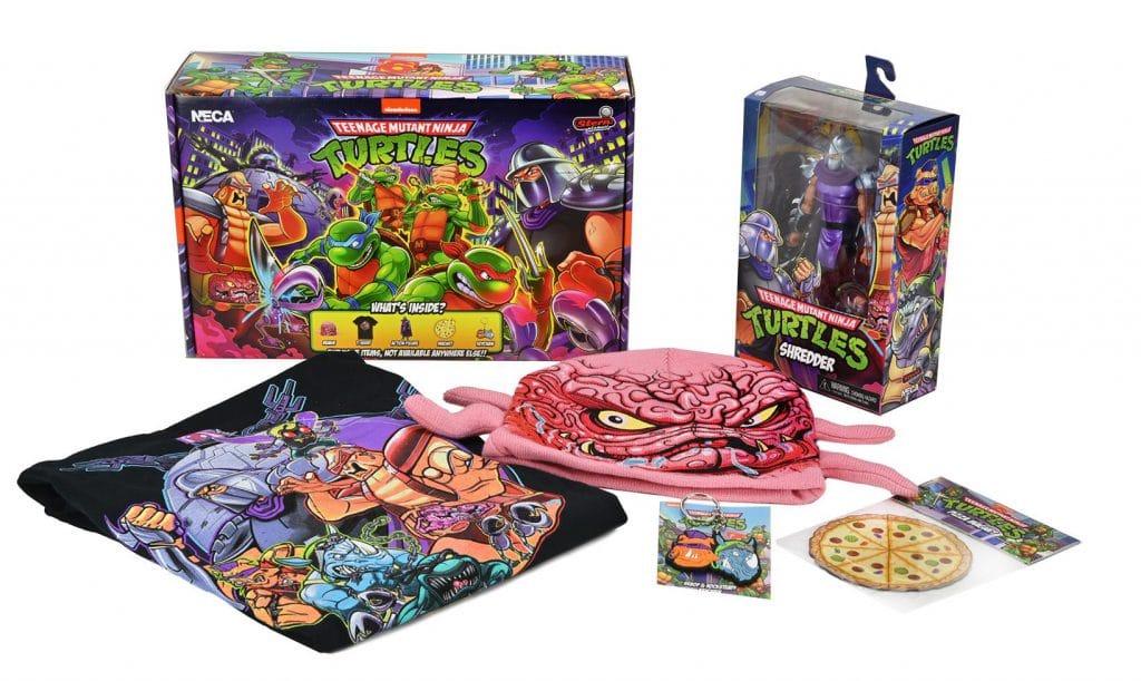 Teenage Mutant Ninja Turtles (Cartoon) – Crate – Stern Pinball Appearance Crate
