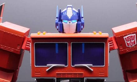 Hasbro: Self-Transforming Optimus Prime Revealed