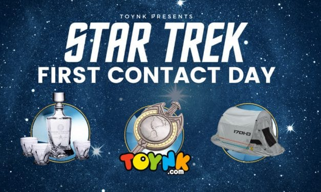 Star Trek First Contact Day Celebration At Toynk