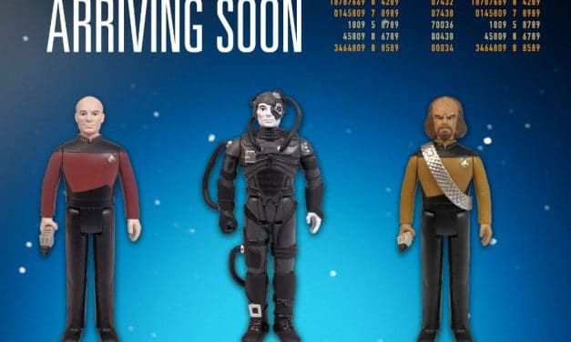 Super7: Star Trek The Next Generation ReAction Figures Are Available Now For Pre-Order