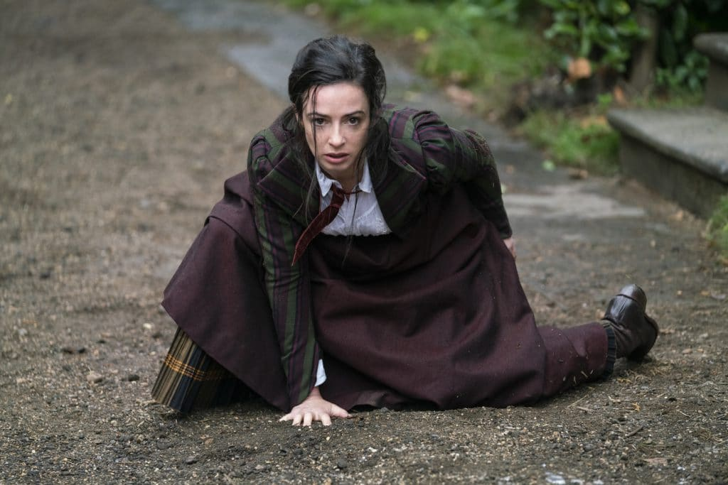 The Nevers: Laura Donnelly as Amalia True