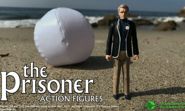 The Prisoner Retro Style Action Figures Kickstarter Is Now Live
