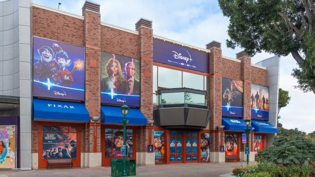 Downtown Disney District Gets Disney+ Flair In New Ads