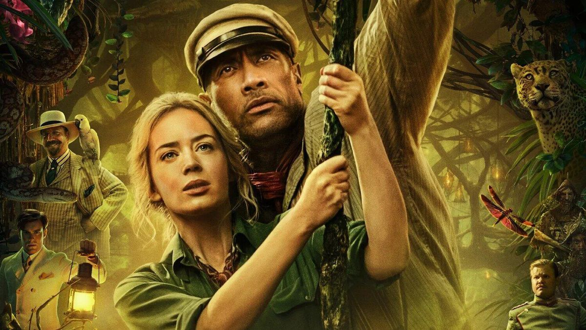 Disney's 'Jungle Cruise' Gets New Trailer And Release Date For Disney+