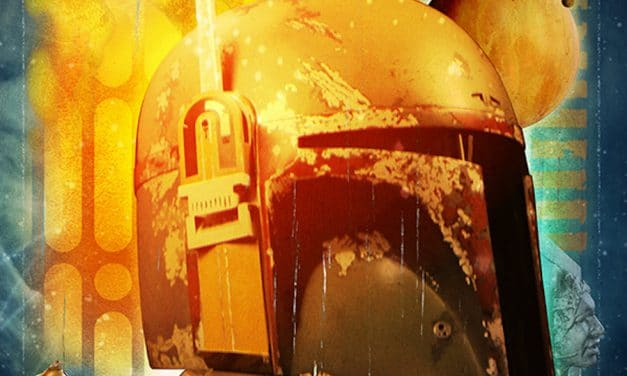 "Joe Corroney: ""Fett On Fire"" Print Is A Must Have For Any Boba Fett Fan"