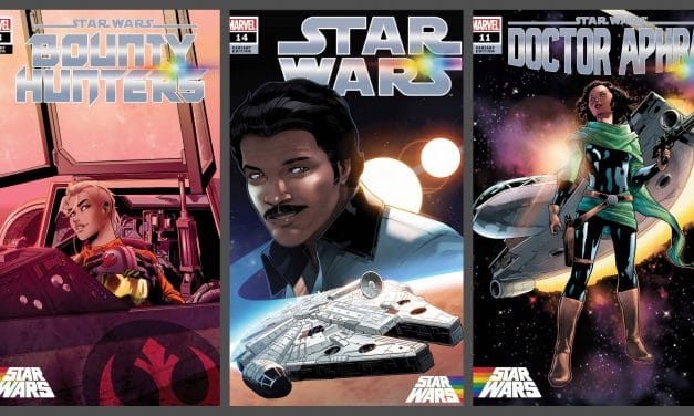 Lucasfilm To Celebrate Pride Month With Six Star Wars Variant Comic Covers