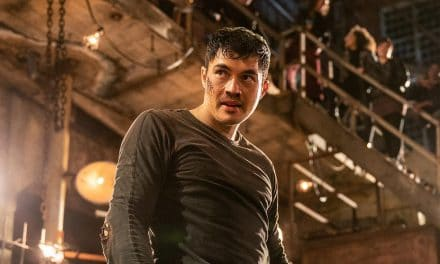 Get Your First Look At Henry Golding In 'Snake Eyes'