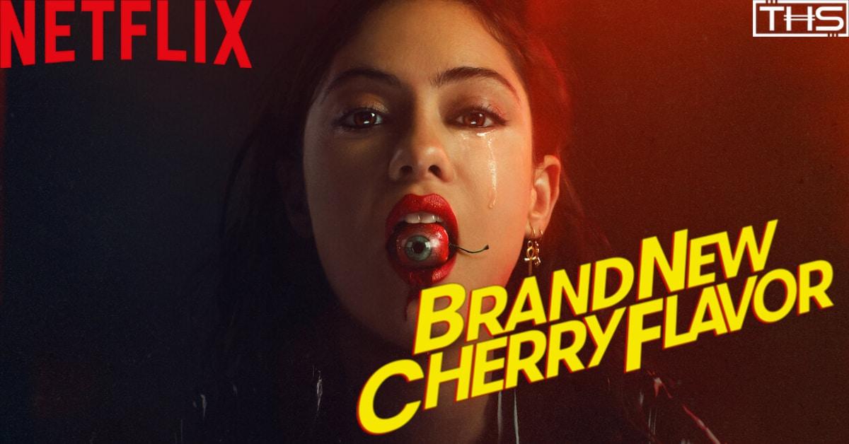 """Conoce """"Brand New Cherry Flavor"""", la serie de terror y violencia que es tendencia en Netflix"""