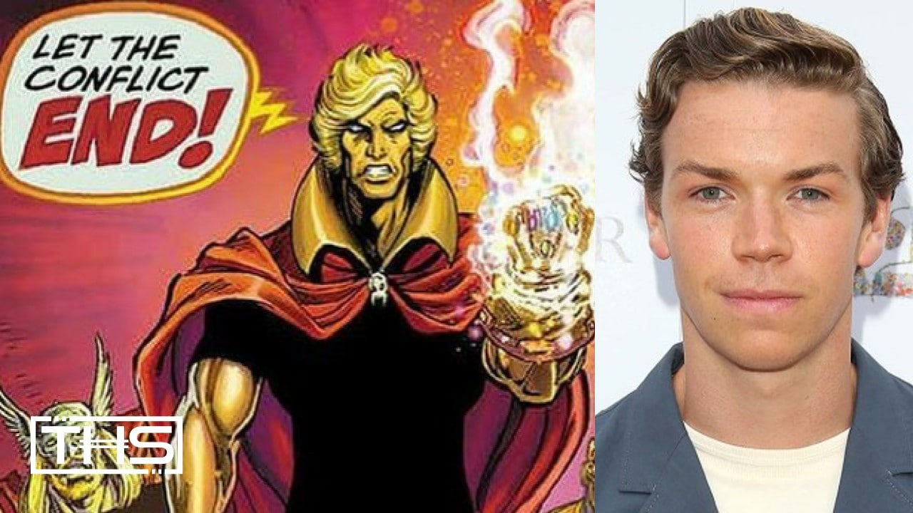 Will Poulter Is Adam Warlock In Guardians Of The Galaxy Vol. 3 - That Hashtag Show